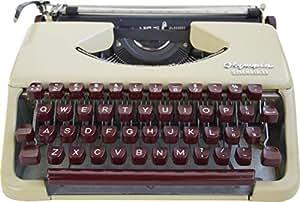アンティーク タイプライター (ドイツ製 Olympia splendid33 1960)