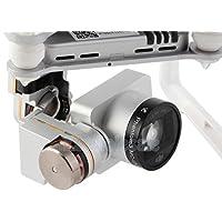 MCUVフィルターレンズブラックフレームfor DJI Phantom 3カメラPro Advanced HDレンズ