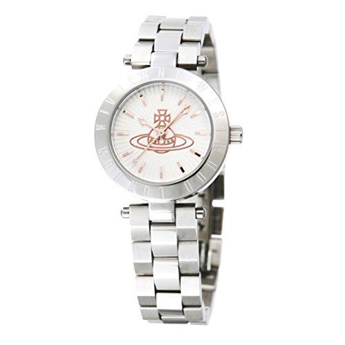 [ヴィヴィアンウエストウッド]Vivienne Westwood 腕時計 WESTBOURNE シルバー文字盤 ステンレススチール クォーツ VV092SL レディース 【並行輸入品】