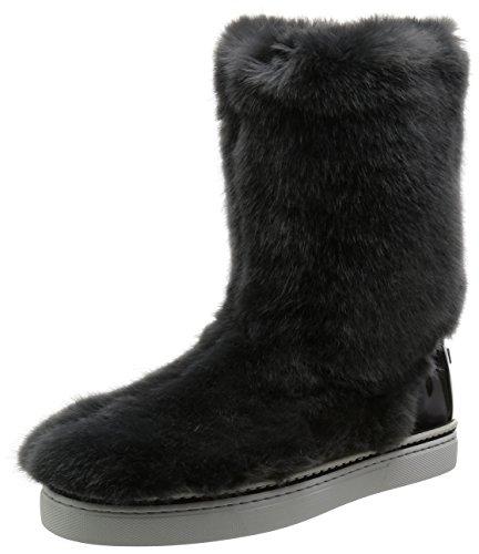 [ジルサンダーネイビー] ブーツ  1811253 GY グレー EU 36(23cm) 2E