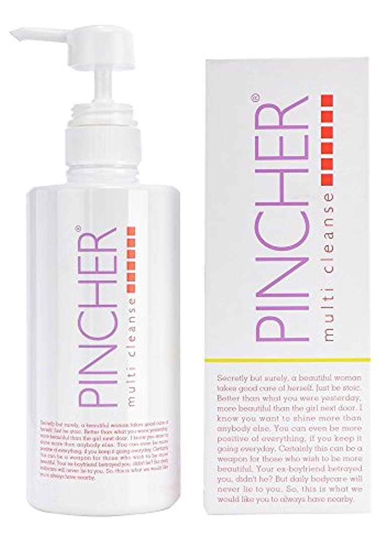 ペニー無一文縫い目PINCHER mulch cleanse 500ml ピンシャーマルチクレンズ