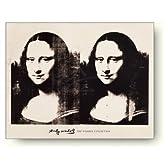 アンディ ウォーホル ダブルモナリザ アートポスター