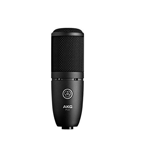 [해외]AKG P120 Project Studio Line 콘덴서 마이크로폰/AKG P120 Project Studio Line condenser microphone