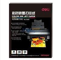 20 ピース/バッグ光沢フォト用紙 200 グラム A4 写真用紙 20 枚カラーインクジェットプリンタプレミアム