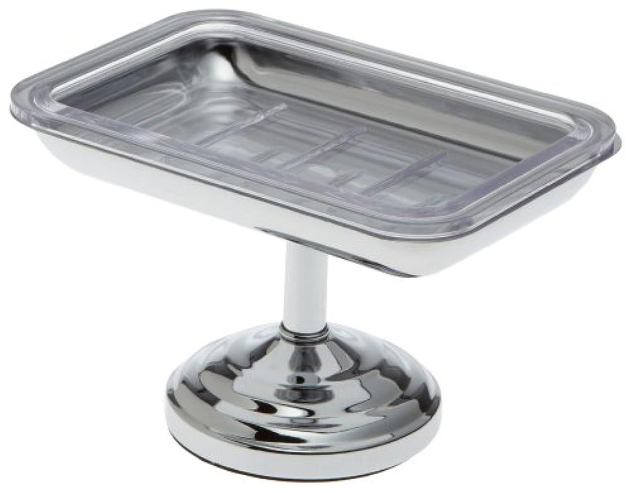 親指患者目指すTaymor Pedestal Soap Dish, Chrome by Taymor Industries