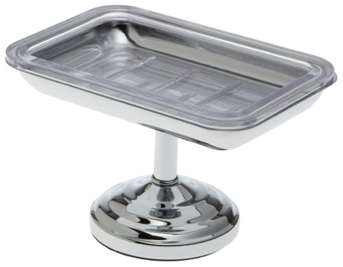 気になる回復描くTaymor Pedestal Soap Dish, Chrome by Taymor Industries