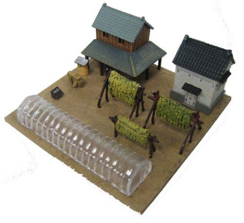 ジオコレ 建物コレクション 農家F (農家を彩る小物たち)