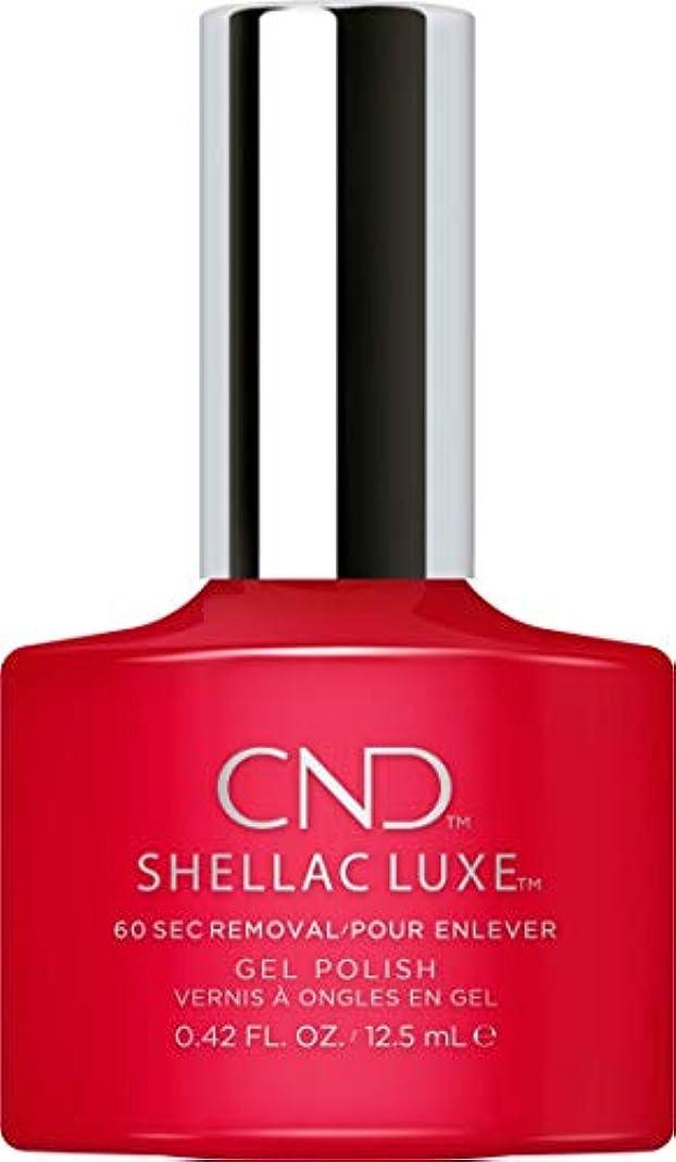メイエラやむを得ないなんでもCND Shellac Luxe - Liberte - 12.5 ml / 0.42 oz