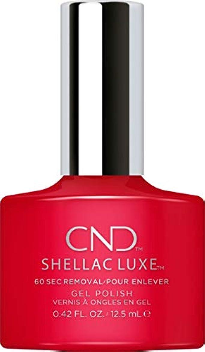 トリッキー接尾辞着るCND Shellac Luxe - Liberte - 12.5 ml / 0.42 oz