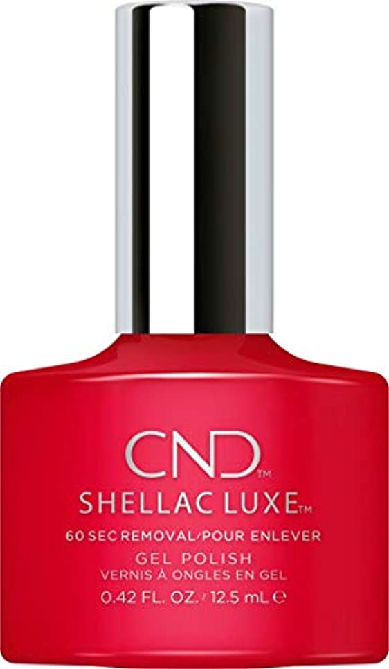 内向き九時四十五分歩き回るCND Shellac Luxe - Liberte - 12.5 ml / 0.42 oz