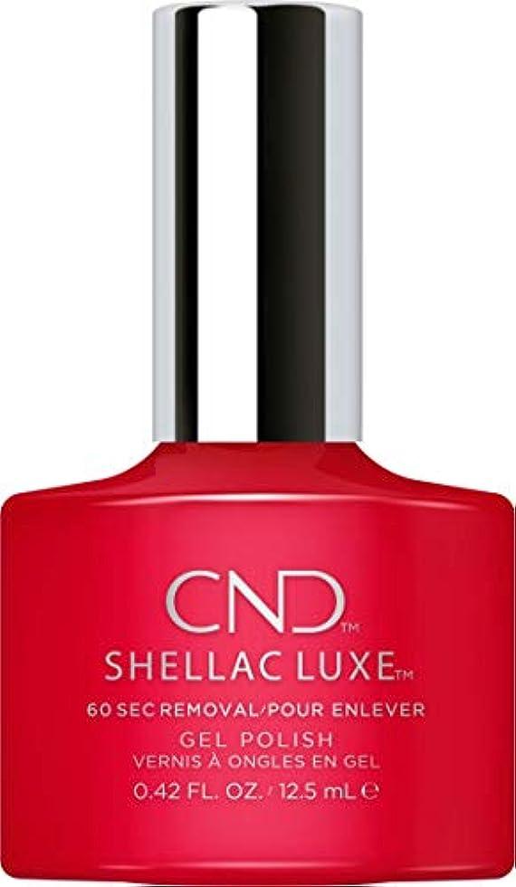 渇き懐有効CND Shellac Luxe - Liberte - 12.5 ml / 0.42 oz