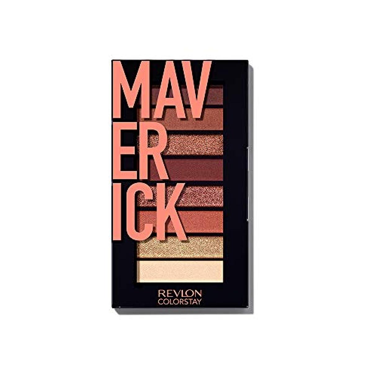 聞きます剛性写真を撮るレブロン カラーステイ ルックス ブック パレット 930 マーベリック(カラーイメージ:オレンジブラウン系) アイシャドウ 930マーベリック 3.4g