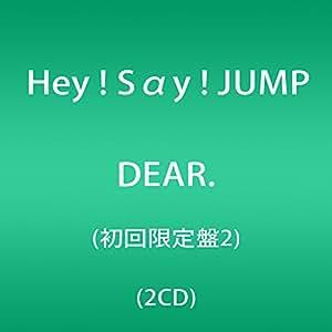 DEAR.(初回限定盤2)(2CD)