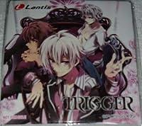 アイドリッシュセブン TRIGGER 紙缶バッジ ② CD特典 Secret Night 非売品 NOT FOR Lantis ランティス