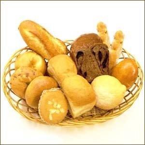 無添加お試しセット むーにゃん無添加パン10個入り 【パン】【冷凍パン】【パンセット】