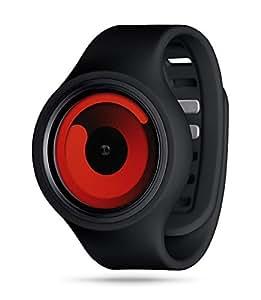 ジーロ 腕時計 グラビティー ブラック×レッド Z0001WB 並行輸入品