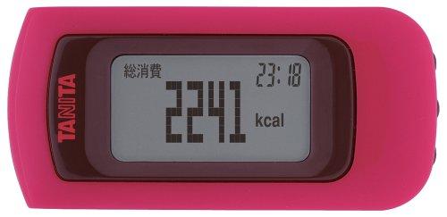 タニタ 活動量計 カロリズム EZシリーズ