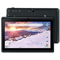 「進化版」Dragon Touch タブレット 7インチ Android9.0 RAM2GB/ROM16GB IPSディスプレイ WiFiモデル Bluetooth接続 Kidoz対応 子供にも適当 ゲーム用PCタブレット 贈り物 日本語説明書 Y88X PRO