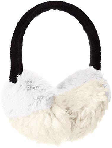 (失败Plaisir的)FAIRE PLAISIR假皮草搭配耳罩