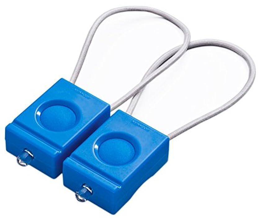 暗黙練るレーダーBOOKMAN(ブックマン) BOOKMAN Light (ブックマン ライト) Heavenly Blue (ヘブンリーブルー) 前後セット 028