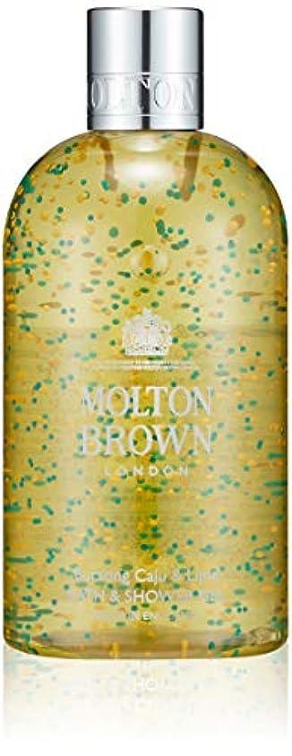 画家制裁羊飼いMOLTON BROWN(モルトンブラウン) カジュー&ライム コレクションC&L バス&シャワージェル ボディソープ 300ml