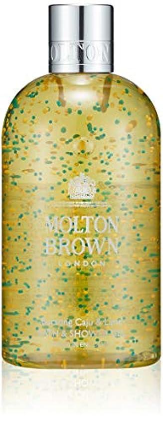 洪水家畜バーMOLTON BROWN(モルトンブラウン) カジュー&ライム コレクションC&L バス&シャワージェル ボディソープ 300ml