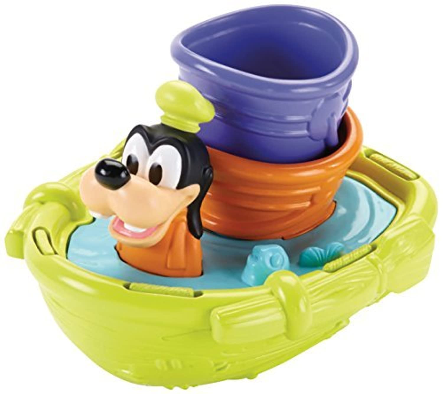 Fisher-Price Disney Mickey Mouse Clubhouse Silly Cruiser Goofy [並行輸入品]