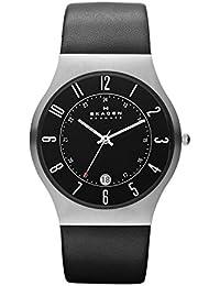 [スカーゲン] 腕時計 KLASSIK 233XXLSLB 正規輸入品 ブラック