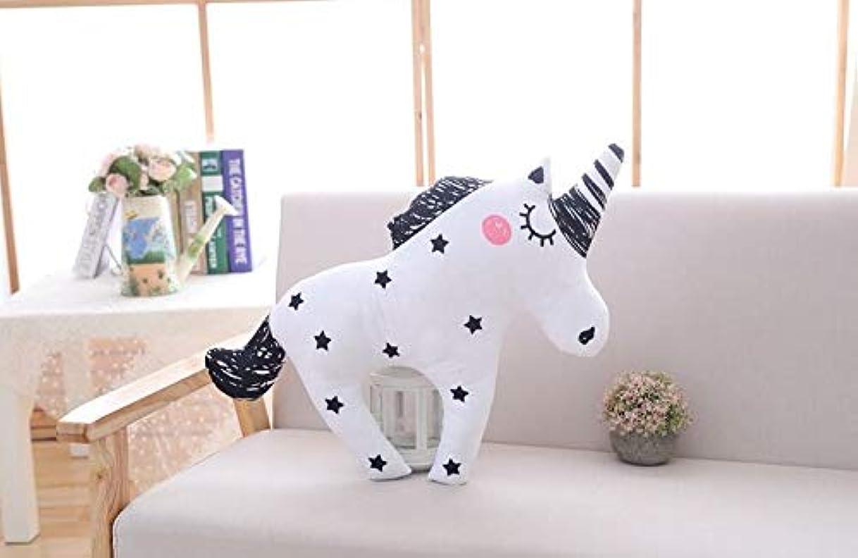 かもしれないフェンスフィルタLIFE かわいい動物洗えるユニコーンホーン睡眠枕ベビー子供キッズぬいぐるみ腰椎クッション王女人形赤ちゃん素敵なおもちゃ クッション 椅子