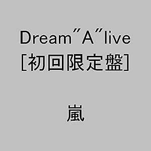 "Dream""A""live(初回限定盤)"