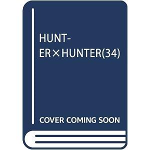 HUNTER×HUNTER 34 (ジャンプコミックス)