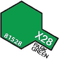 X28 MIN Park Green - 10ml jar of Tamiya Color Mini Acrylic Paint