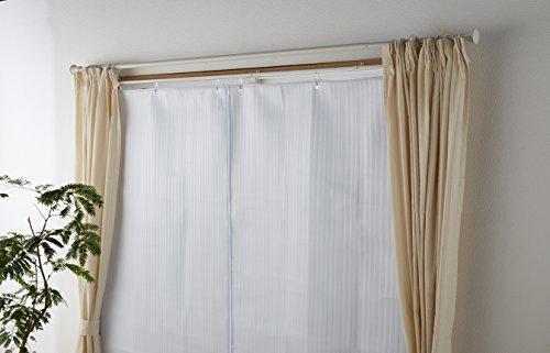 掛けて、貼って 遮光・断熱 アルミシート 2枚組 (掃き出し窓用) XO-110