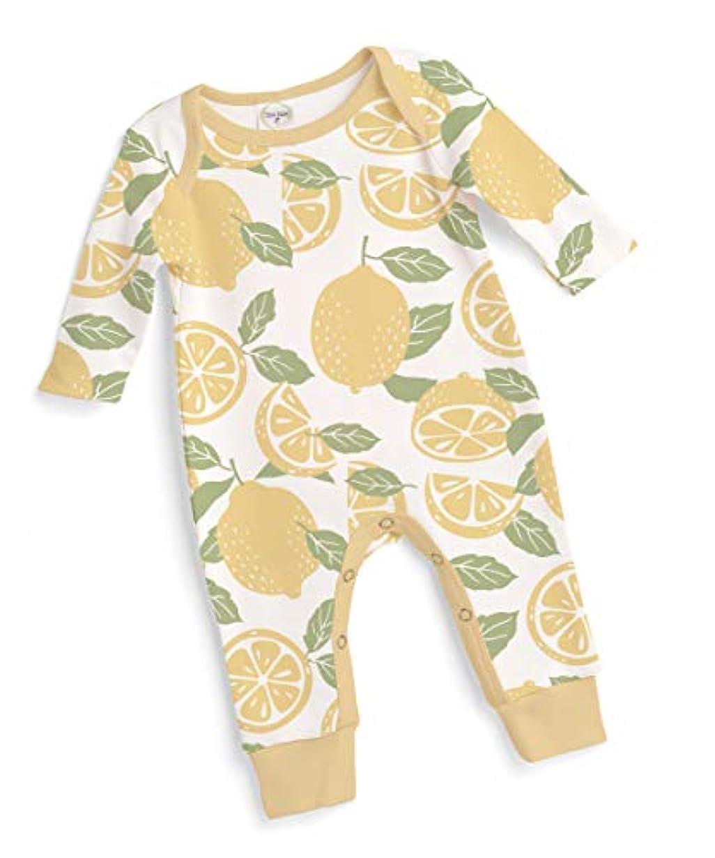 定刻スピンなめるTesa Babe ベビーガール シャワーギフト ストロベリーレモンプリントロンパース 新生児から幼児用 マルチ