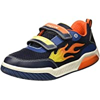 GEOX INEK BOY 1 Light UP Velcro Sneaker
