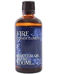 Mystix London | Chinese Fire Element Essential Oil Blend - 100ml