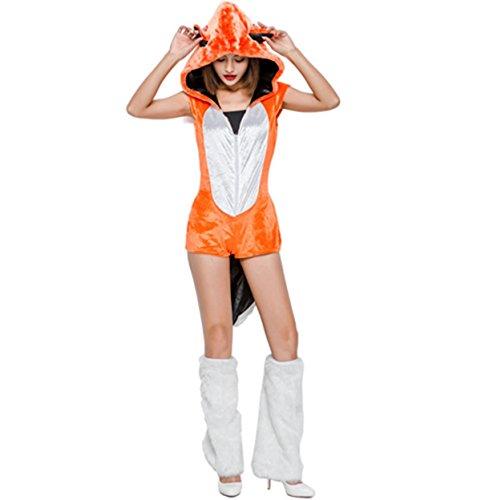 3c32119eb41 ハロウィン コスチューム コスプレ衣装 仮装 レディース きつね キツネ 狐 可愛い セクシー 動物 変装 変身 着ぐるみ アニマル コスプレ アニメキャラクター
