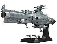 宇宙戦艦ヤマト2202 地球連邦主力戦艦 ドレッドノート (仮) 1/1000スケール 色分け済みプラモデル