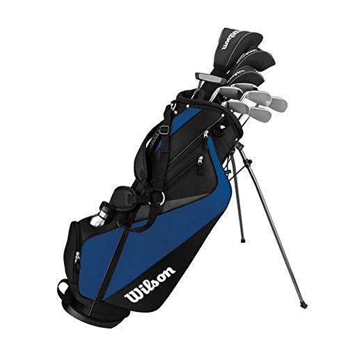 [해외] 윌슨 맨즈 투어VELOCITY COMPLETE표범준우 골프 클럽 세트화이트WGGC63500-WGGC63500