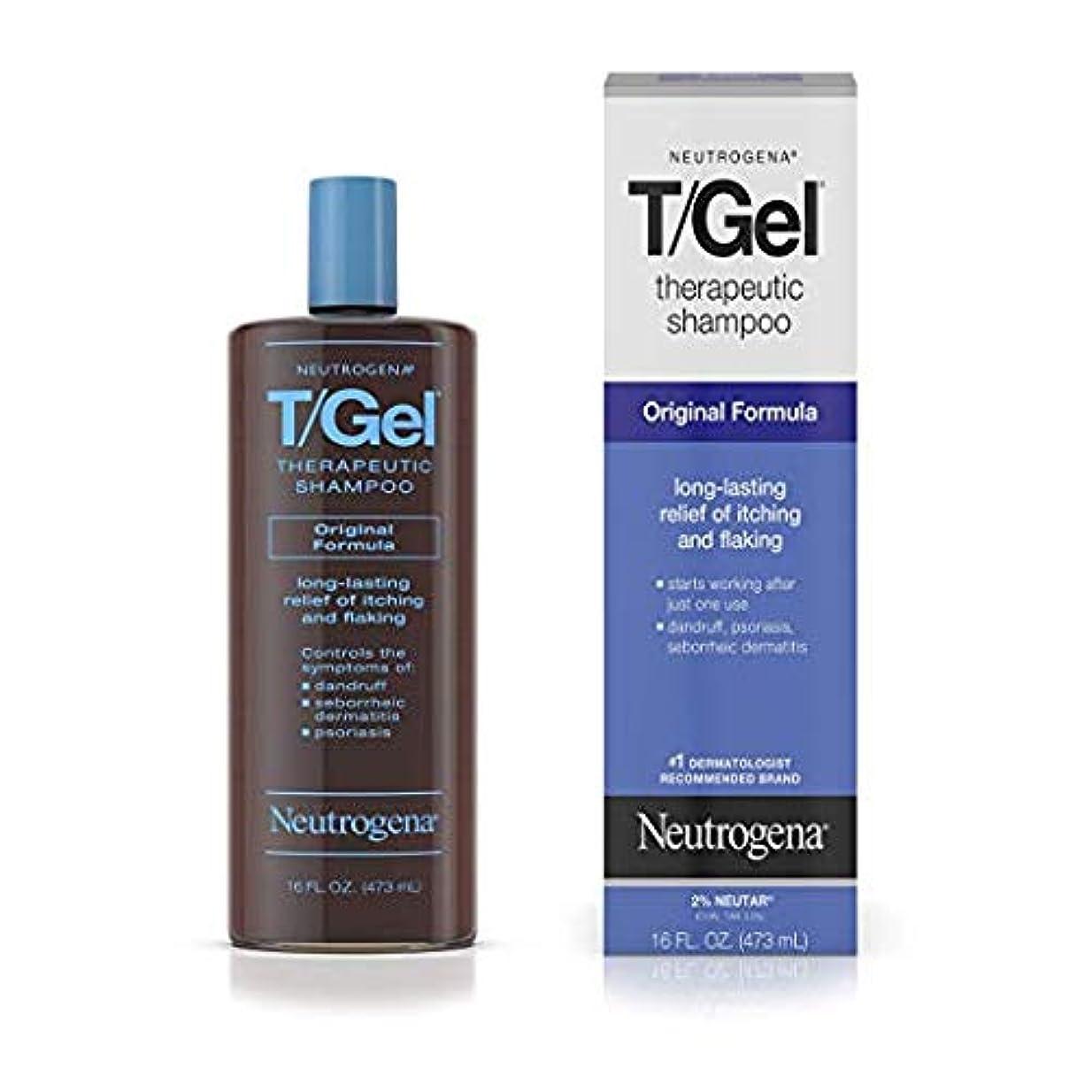 Neutrogena T/Gel Therapeutic Shampoo Original Formula [並行輸入品]