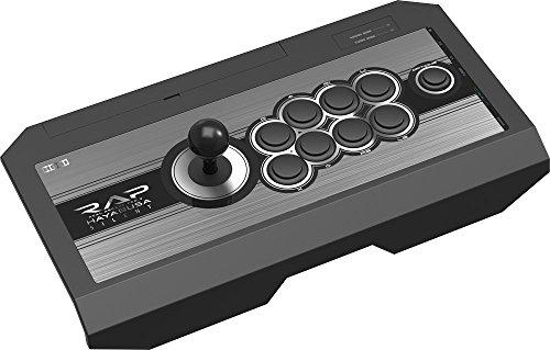 【Amazon.co.jp限定】 リアルアーケードPro.V  サイレントHAYABUSA 交換用サイレント玄ボタン8個付属限定モデル 【PS4/PS3/PC対応】