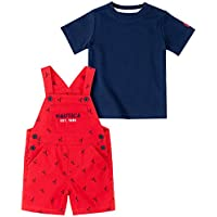Nautica Sets Baby Boys' Shortall Set