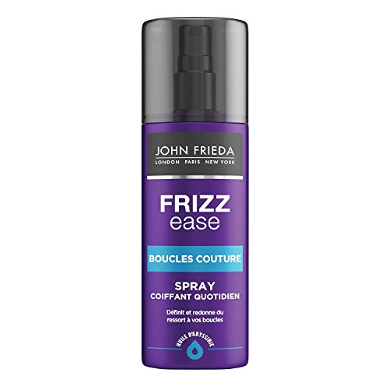 臭いソフトウェア保証金John Frieda Frizz-Ease Style Dream Curls Spray 200 ml (並行輸入品)