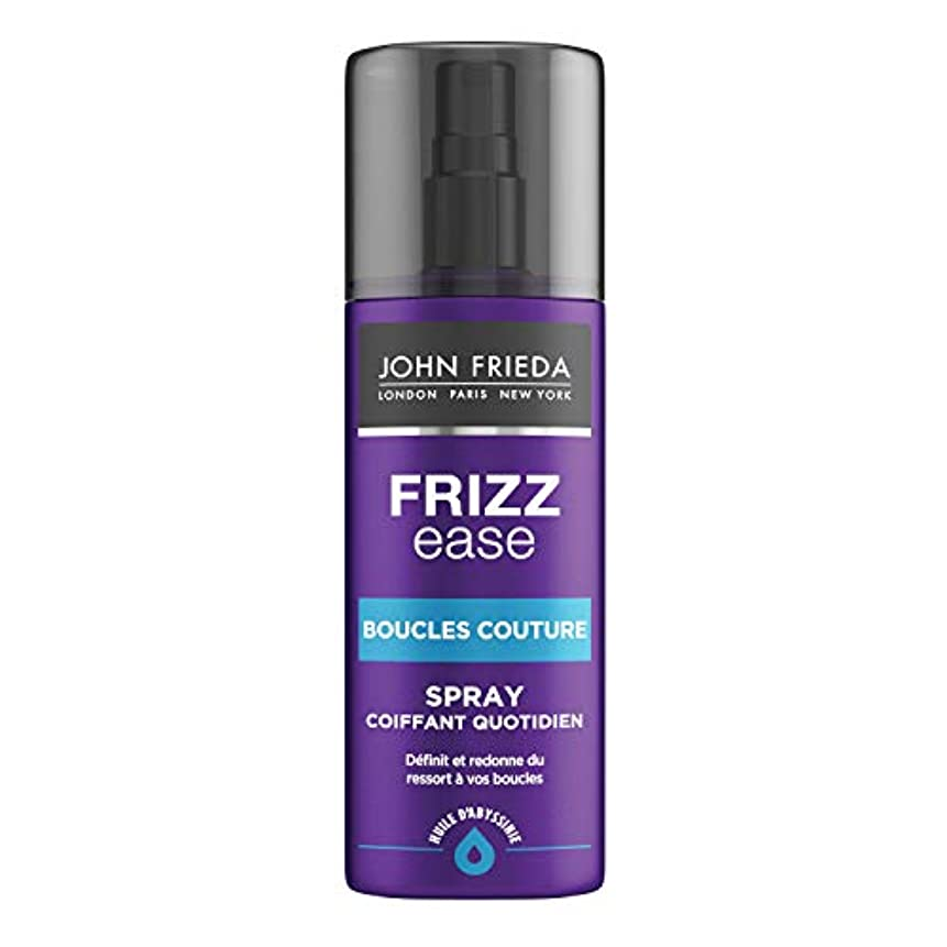 シーフードポーク地殻John Frieda Frizz-Ease Style Dream Curls Spray 200 ml (並行輸入品)