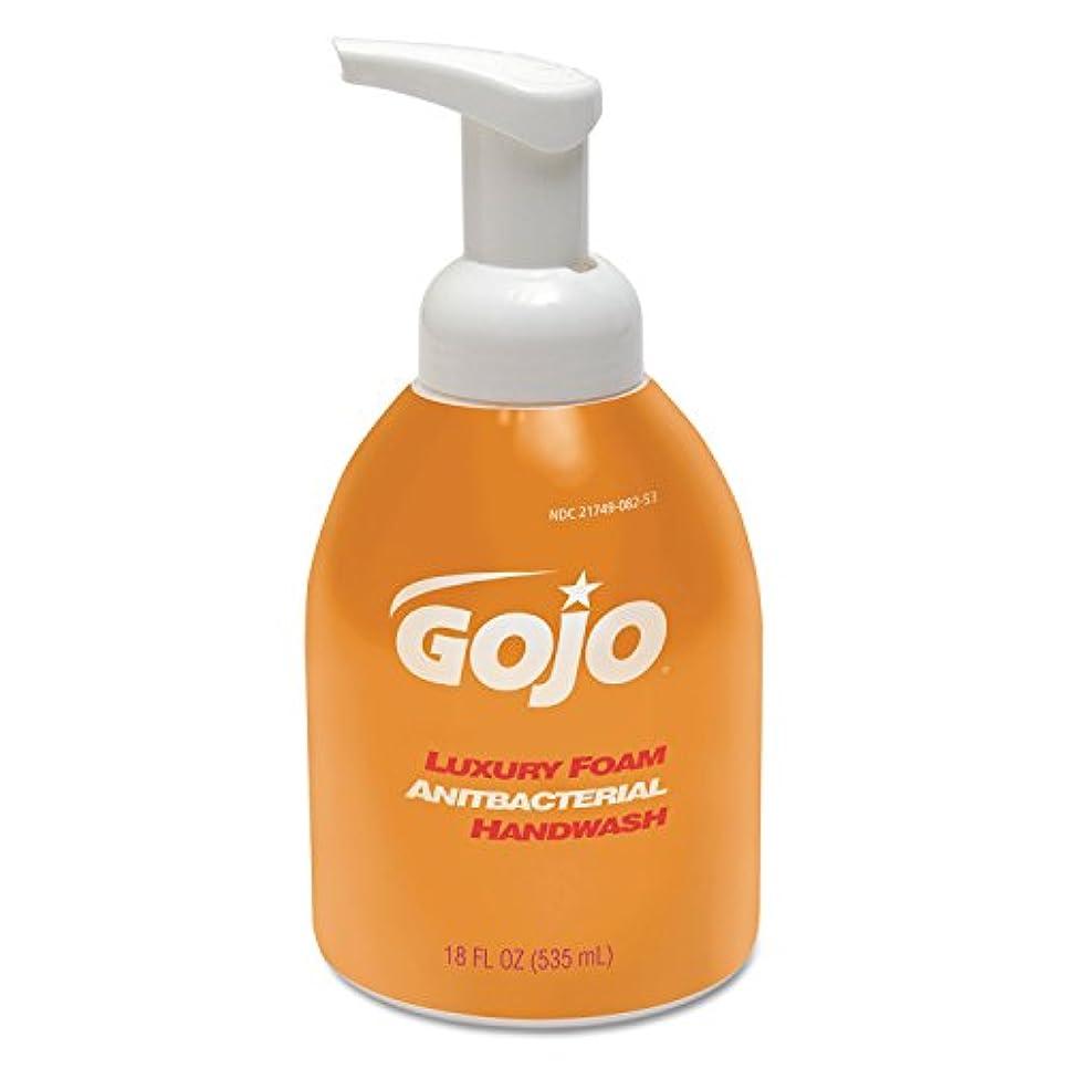 打ち上げる切断する規制するgoj576204 – Luxuryフォームantibacterial Handwash