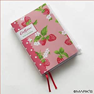 2010 手帳(スケジュール帳・ダイアリー) キャス・キッドソン Cath Kidston / Strawberry (ストロベリー)
