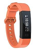 スマートブレスレット スマート腕時計 リストバンド 健康検測 トレーニングデータ 24時間心拍計 フィットネス機能 LINE通知 睡眠検測 Bluetooth phone & AndroidAPP対応