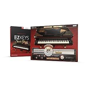 EZ KEYS - STUDIO GRAND / BOX