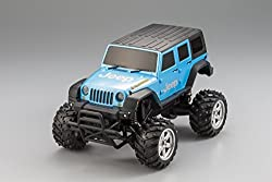 R C G-DRIVE ECOプラス ジープラングラー ブルー