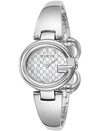 [グッチ]GUCCI 腕時計 グッチシマ ホワイトパール文字盤 YA134511 レディース 【並行輸入品】